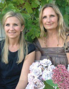 Billede af Vibeke og Ulrikke